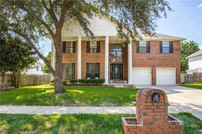 Arlington Single Family Home For Sale: 6214 Sandstone Drive