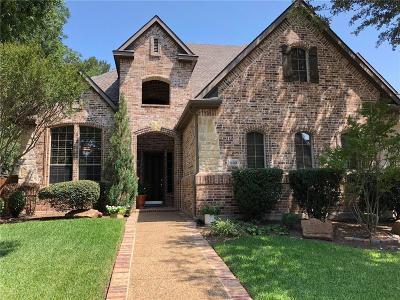 Allen Single Family Home For Sale: 1102 Winnsboro Court