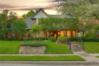 Plano Single Family Home For Sale: 1813 Glenwick Drive