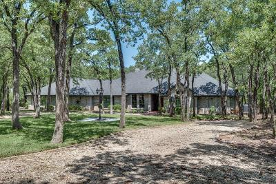 Denton County Single Family Home For Sale: 4721 N White Chapel Boulevard