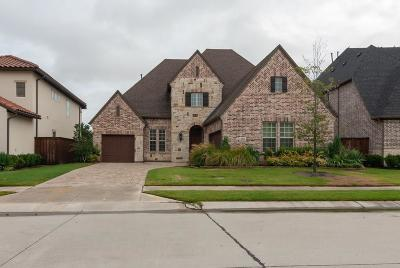 Irving Single Family Home For Sale: 2801 Fountain Drive