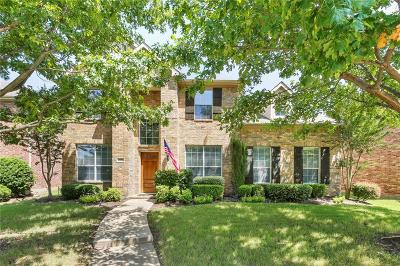 Frisco Single Family Home For Sale: 10326 Ferry Farm Lane