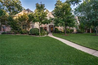 Mckinney Single Family Home For Sale: 2813 Hidden Forest Drive