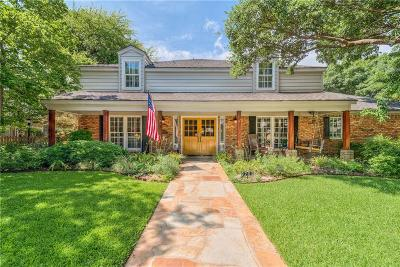 Single Family Home For Sale: 9702 Trail Hill Drive
