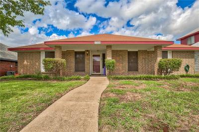 Mesquite Single Family Home For Sale: 2709 Beau Drive