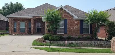 Mckinney Single Family Home For Sale: 8013 Indian Palms Trail