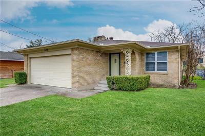 Dallas Single Family Home For Sale: 2536 Gibbs Williams Road