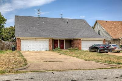 North Richland Hills Multi Family Home For Sale: 7605 April Court #7607
