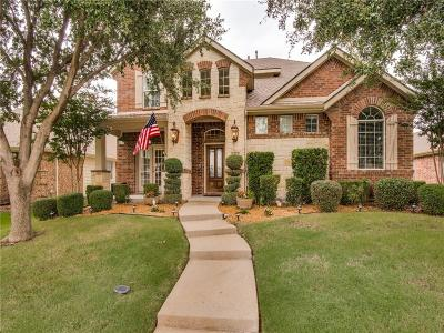 McKinney Single Family Home Active Option Contract: 3413 Black Gold Drive