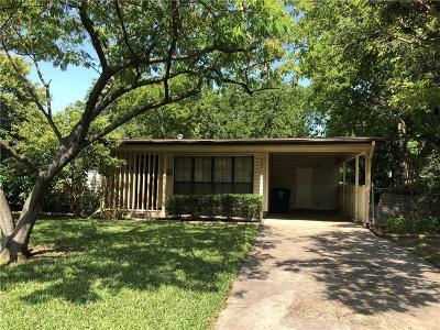 Dallas Single Family Home For Sale: 10447 Sylvia Drive