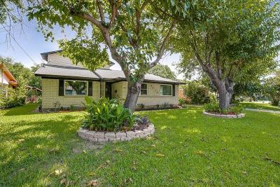 Dallas Single Family Home For Sale: 9133 Fairhaven Lane