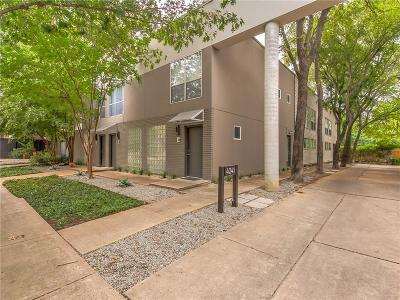 Dallas Condo For Sale: 4241 Buena Vista Street #21