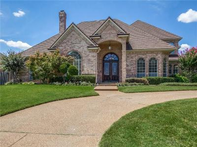 Colleyville Single Family Home For Sale: 4803 Shadywood Lane