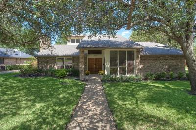 Richardson Single Family Home For Sale: 1000 Crestview Drive