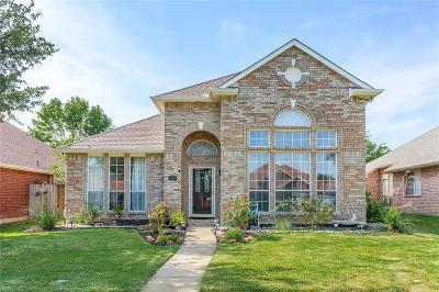 Carrollton Single Family Home For Sale: 1620 Blackstone Drive
