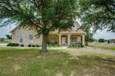 Fort Worth Single Family Home For Sale: 10100 Round Hill Road