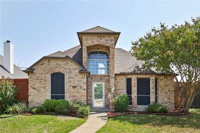 Richardson Single Family Home For Sale: 3102 Park Garden Place