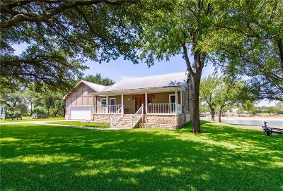 Brownwood Single Family Home For Sale: 7319 Feather Bay Boulevard