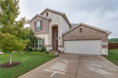 McKinney Single Family Home For Sale: 800 Osage Drive