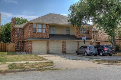 Grapevine Multi Family Home For Sale: 1253 W Hudgins Street #1255