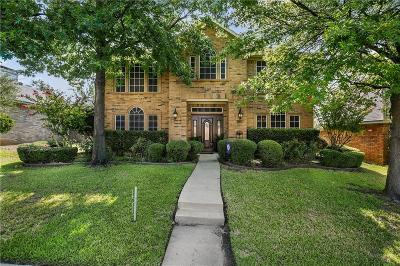 Carrollton Single Family Home For Sale: 3726 Elizabeth Drive
