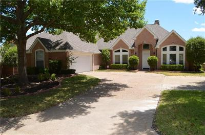 McKinney Single Family Home For Sale: 2649 Fairway Ridge Drive