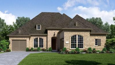 The Colony Single Family Home For Sale: 7604 Windsor