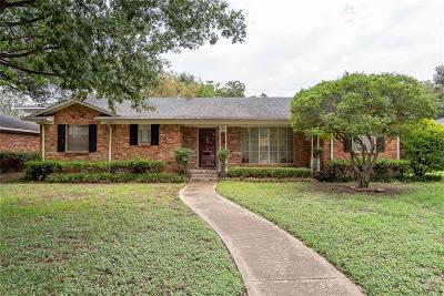 Dallas Single Family Home For Sale: 3116 Sharpview Lane