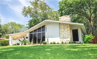 Dallas Single Family Home For Sale: 2971 Talisman Drive