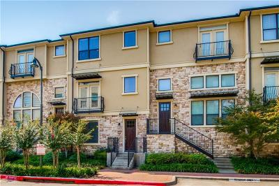 Plano Townhouse For Sale: 5736 Robbie Road