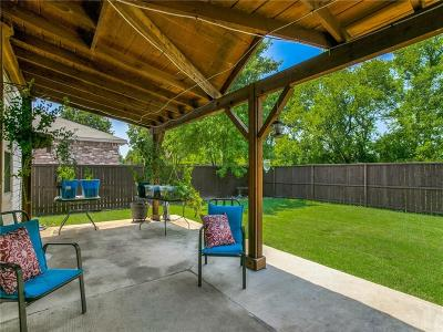 Mckinney Single Family Home For Sale: 1305 Willow Tree Drive