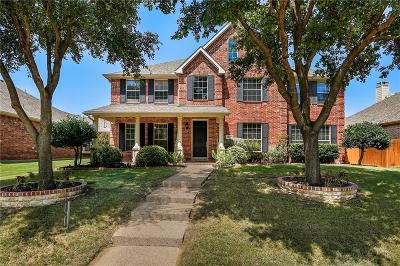 Frisco Single Family Home For Sale: 2430 Brazos Drive