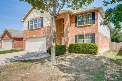 Fort Worth Single Family Home For Sale: 4529 Lacebark Lane