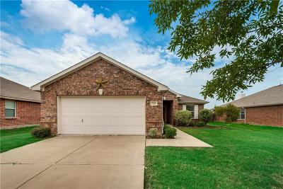 Forney TX Single Family Home For Sale: $210,000