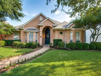 Dallas Single Family Home For Sale: 18936 Fortson Avenue