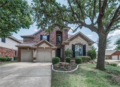 Flower Mound Single Family Home Active Option Contract: 3200 Beth Drive