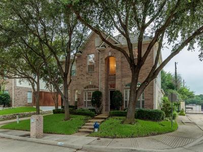 Dallas Single Family Home For Sale: 5357 Gatesworth Lane