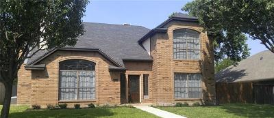 Lewisville Single Family Home For Sale: 2050 Biscayne Drive