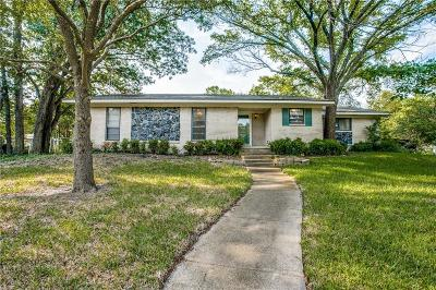 Plano Single Family Home For Sale: 1900 Greenbriar Court