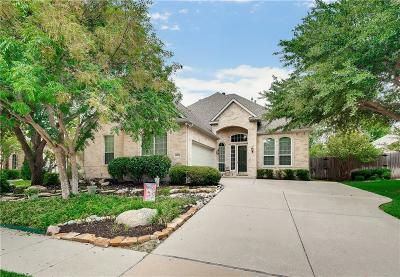 Allen Single Family Home For Sale: 1428 McClure Drive