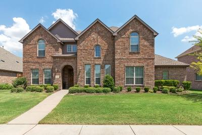Frisco Single Family Home For Sale: 12844 Spring Hill Drive