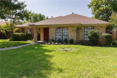 Plano Single Family Home For Sale: 3216 Sailmaker Lane