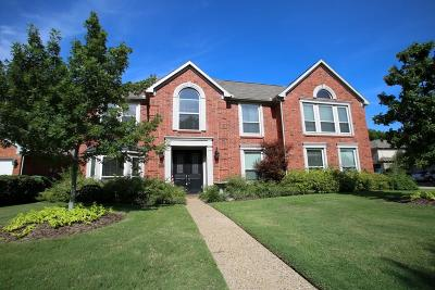 Flower Mound Single Family Home For Sale: 4145 Crescent Drive