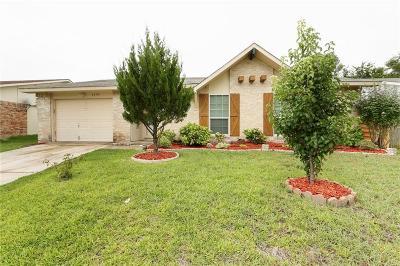Rowlett Single Family Home For Sale: 6412 Pine Street