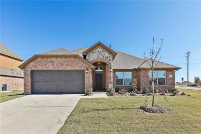 Wylie Single Family Home For Sale: 1707 Asbury Drive