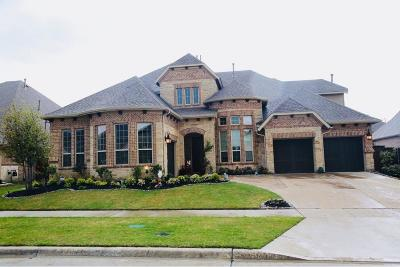 Frisco Residential Lease For Lease: 5073 Livingston Drive