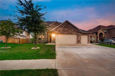 Grand Prairie Single Family Home For Sale: 2719 Columbus