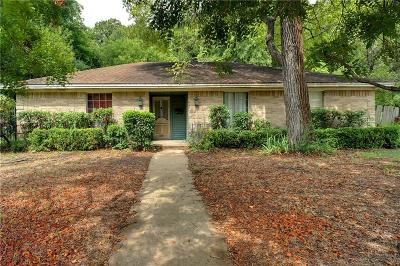 Hurst Single Family Home For Sale: 513 Holder Drive
