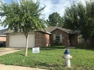 Dallas Single Family Home For Sale: 8534 Bearden Lane