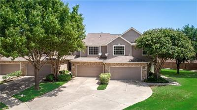 Plano Townhouse For Sale: 10024 Dryden Lane